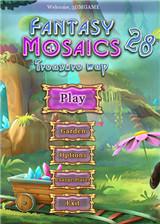 幻想马赛克28:宝藏地图 英文免安装版