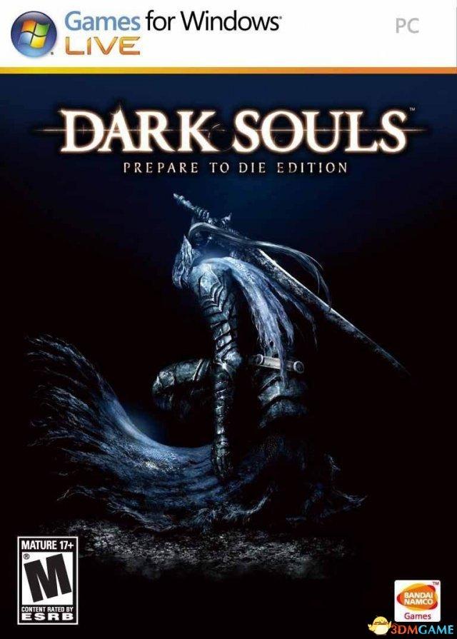 《黑暗之魂:受死版》,当年还是基于微软糟糕的GAME LIVE