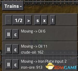 异星工厂 v0.16火车运行总管mod