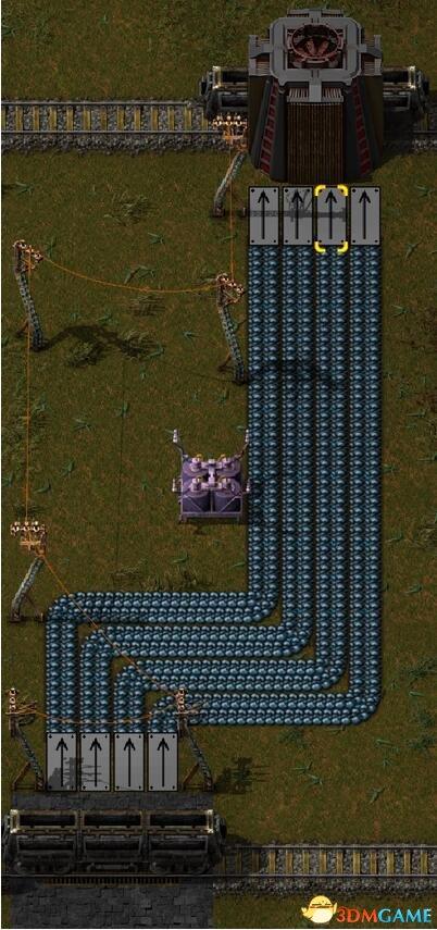 异星工厂 v0.16火车专用装卸机mod