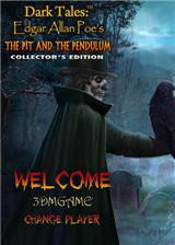 黑暗传说13:爱伦坡之陷坑与钟摆 英文免安装版