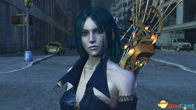 皮衣魔女手握大枪 PC版《灵弹魔女》下载地址