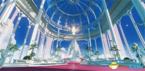 3D幻想大作《天谕》新资料片上线 破晓之翼新服开启