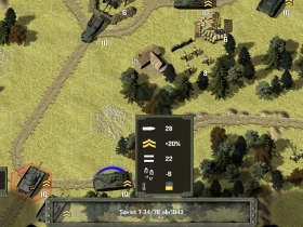 坦克大战:东部战线 游戏截图