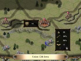 南北战争:1862 游戏截图