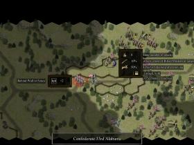 南北战争:1863 游戏截图