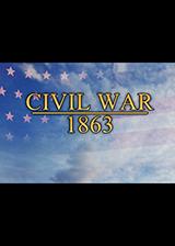 南北战争:1863 英文免安装版