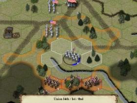 南北战争:1865 游戏截图