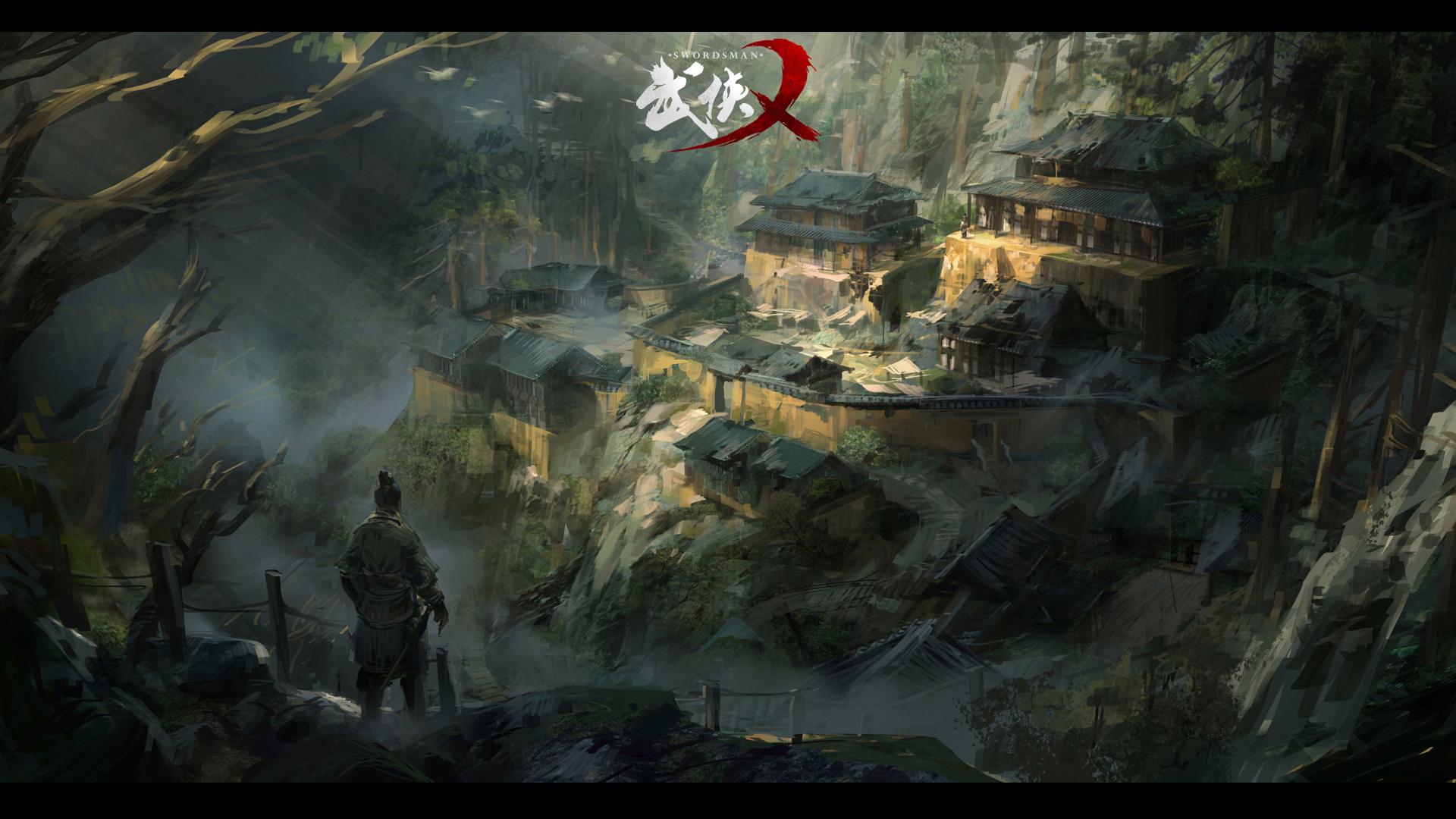 沙盒题材游戏《武侠X》实机视频曝光 技术测试将启