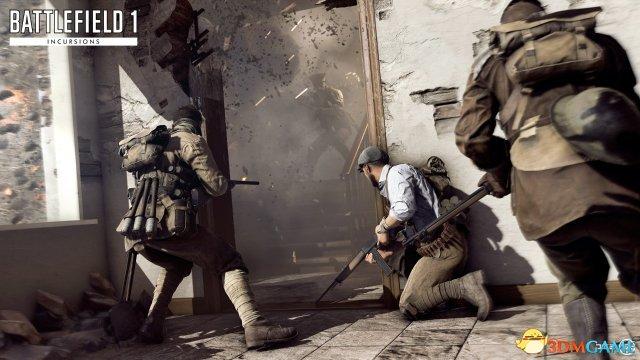 <b>《战地1》正式推出入侵游戏模式 专注5v5竞技</b>