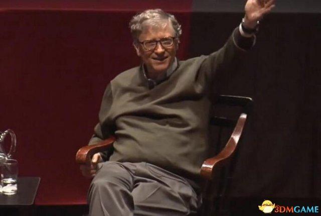 比尔盖茨:如果我有魔法棒 我想解决全球营养不良