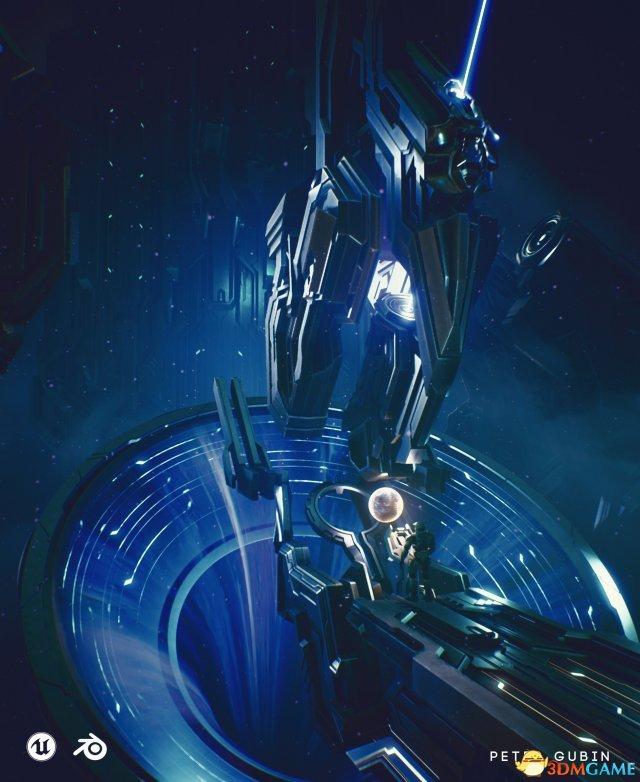 设计高手炫技 虚幻引擎4重制上古5与最后的守护者