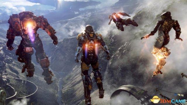 《圣歌》全力备战E3 Bioware正在优化展示效果
