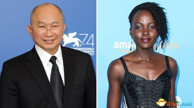 吴宇森将重拍《喋血双雄》 黑人女星饰演发哥角色