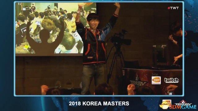 《铁拳7》2019韩国大师赛JDCR夺冠 决赛紧张刺激