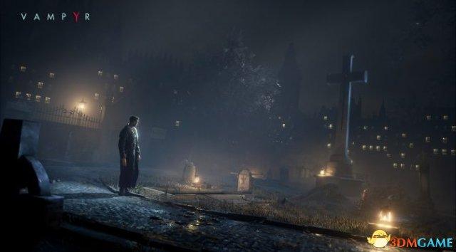 《吸血鬼》全新实机操作宣传视频展示游戏过程