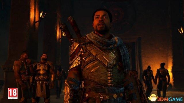《中土世界:战争之影》新剧情DLC预告 5月18发售