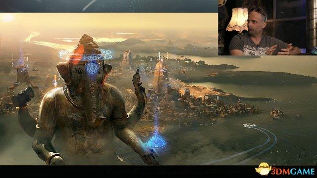 官方公布《超越善惡2》新情報 開放世界樂趣多