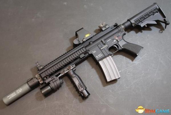绝地求生新版本满配枪械分析 依旧全面M4
