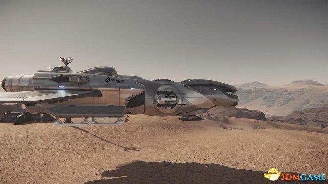 《星际公民》最新版6分钟演示 游戏画面突破天际