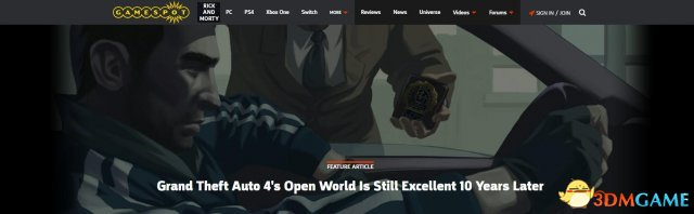 本文翻译自GameSpot