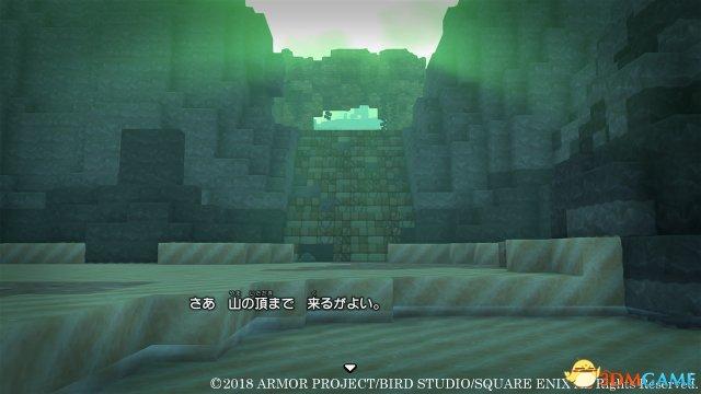 《勇者斗恶龙:建造者2》新截图 展示上天入水