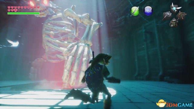 虚幻4版 《塞尔达传说》 Boss战演示 Demo下载发布