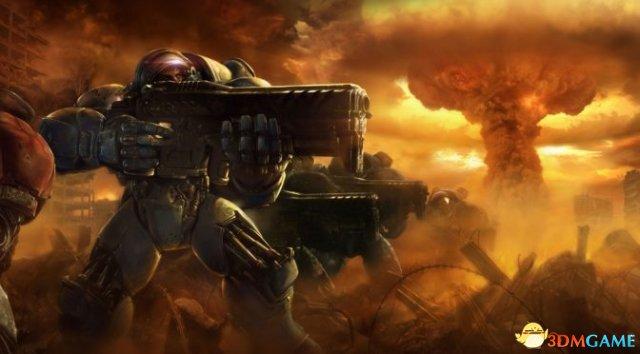 《星际争霸2》第三人称射击MOD 变突突突屠杀虫族