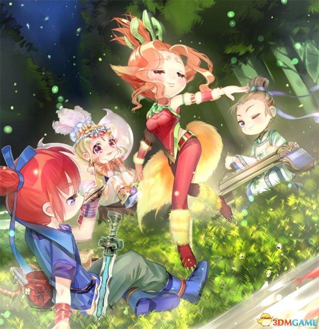 为爱发声!梦幻西游电脑版18角色CP人气战浪漫开战