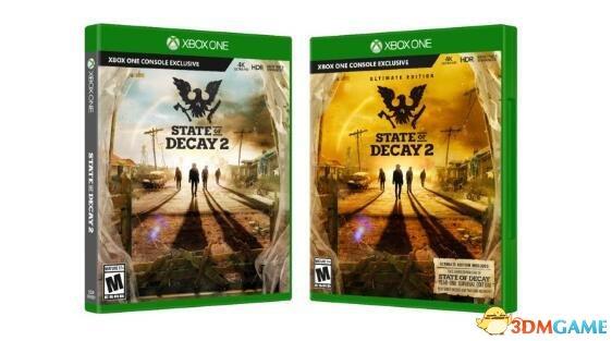 腐烂过度2什么时候发售 游戏发售日期及售价公布