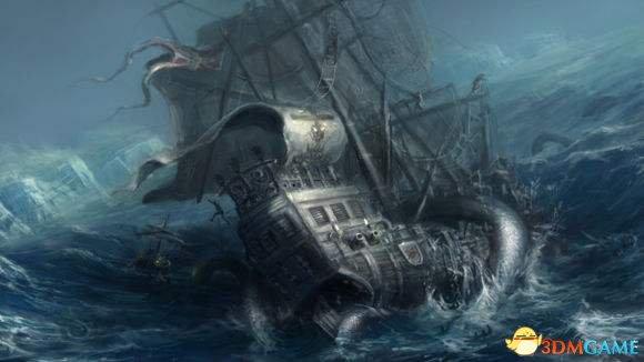 盗贼之海海怪克拉肯逃生攻略 遇到克拉肯该怎么办