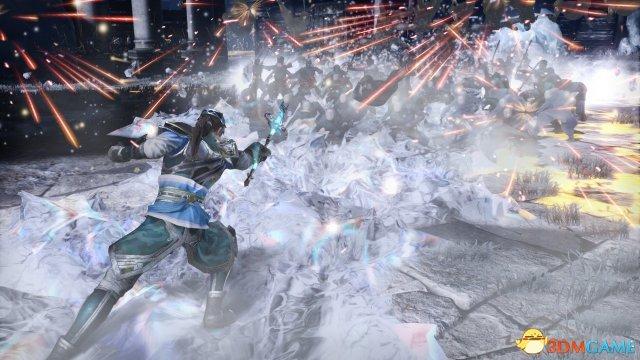《无双大蛇3》高清截图放出 登场角色有专属武器