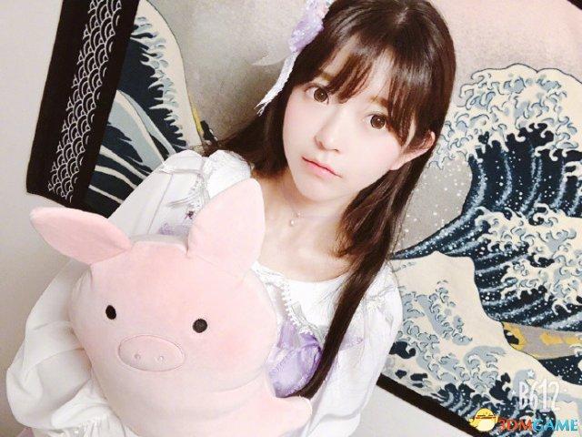 韩国第一美少女yurisa又晒美照 化身小萝莉卖萌