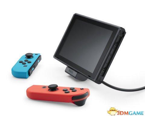 葡京娱乐注册:任天堂公布Switch可调节充电座,