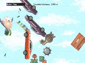 Super Lula Escape From Prison 游戏截图