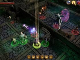 恶魔的崛起:地下之战 游戏截图