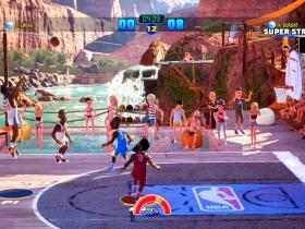 NBA游乐场2 游戏截图