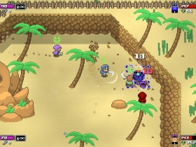 流氓英雄:塔索斯的废墟 游戏截图