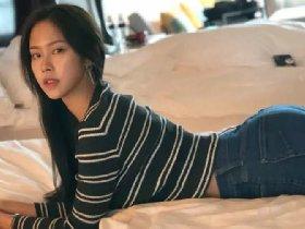 韩国健身女神性感美照欣赏 长腿细腰豪乳翘臀诱人