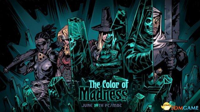 疯狂挑战!《暗黑地牢》全新DLC将于6月登陆PC
