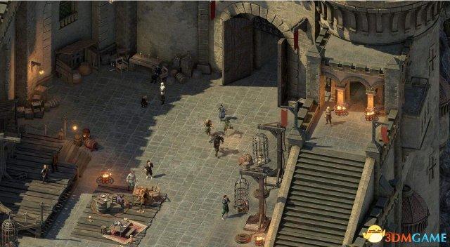 永恒之柱2:死火 完全控制台自动开启补丁