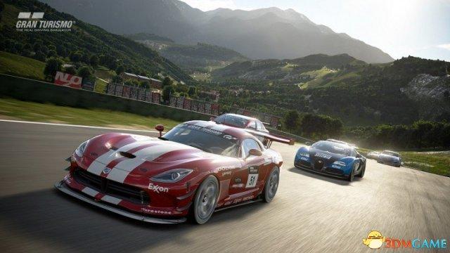 一路狂飙 《GT赛车》系列累计销量已突破8000万
