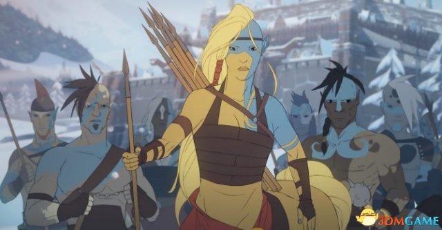 《旗帜的传说3》游戏宣传视频赏 半人马族登场