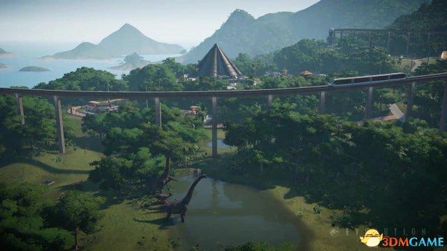 《侏罗纪世界:进化》介绍视频 各部门通力合作