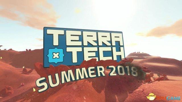 《泰拉科技》今夏发售正式版 沙盒模式资源大战