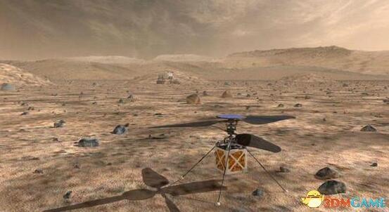 无人机上火星:NASA将在2020探测活动发射直升机