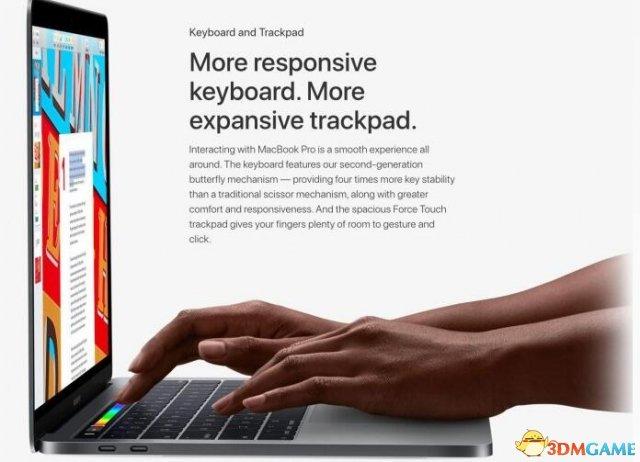 蝴蝶键盘故障不断:苹果公司在美再遭集体诉讼!