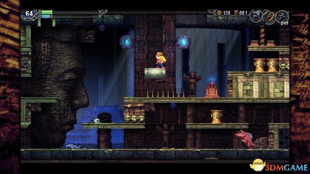 复古冒险佳作《穆拉纳秘宝2》上架Steam 今夏发售