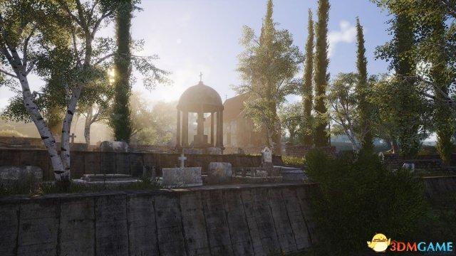 <b>虚幻4打造开放世界求生游戏《人渣》环境截图展示</b>