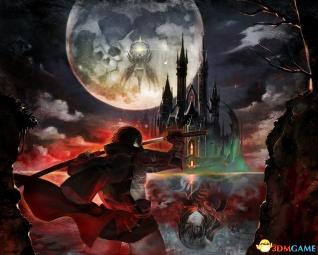 恶魔城风独游新作《血迹:夜之仪式》5.24日发售